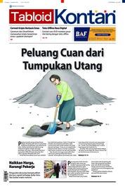 Cover Majalah Kontan ED 47 Agustus 2018
