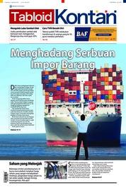 Cover Majalah Kontan ED 48 Agustus 2018