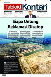 Cover Majalah Kontan ED 02 Oktober 2018
