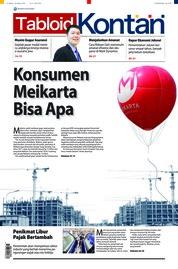Cover Majalah Kontan ED 04 Oktober 2018