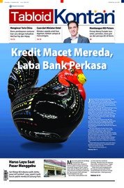 Cover Majalah Kontan ED 06 November 2018