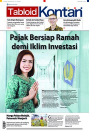 Cover Majalah Kontan ED 07 November 2018