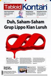 Cover Majalah Kontan ED 09 Desember 2018