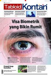Cover Majalah Kontan ED 15 Januari 2019