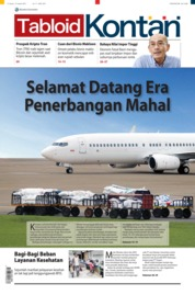 Cover Majalah Kontan ED 17 Januari 2019