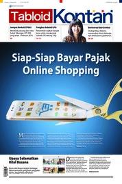 Cover Majalah Kontan ED 18 Januari 2019