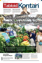 Cover Majalah Kontan ED 19 Februari 2019