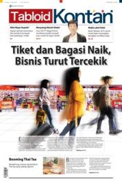 Cover Majalah Kontan ED 20 Februari 2019