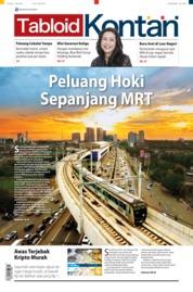 Cover Majalah Kontan ED 26 Maret 2019