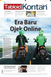Cover Majalah Kontan ED 27 April 2019