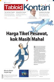Kontan Magazine Cover ED 29 April 2019