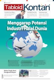 Cover Majalah Kontan ED 31 April 2019