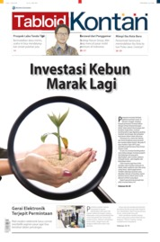 Cover Majalah Kontan ED 32 Mei 2019