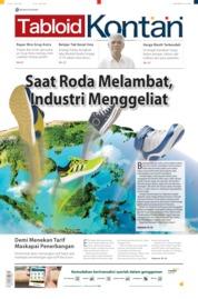 Cover Majalah Kontan ED 33 Mei 2019