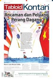 Cover Majalah Kontan ED 34 Mei 2019
