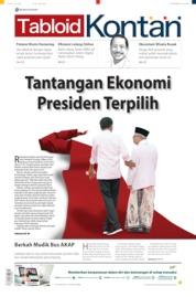 Cover Majalah Kontan ED 35 Mei 2019