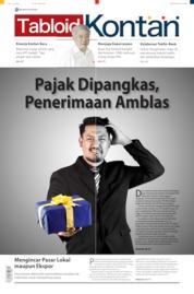 Cover Majalah Kontan ED 39 Juli 2019