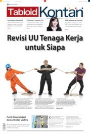 Cover Majalah Kontan ED 40 Juli 2019