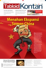 Kontan Magazine Cover ED 47 August 2019