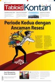 Cover Majalah Kontan ED 01 Oktober 2019