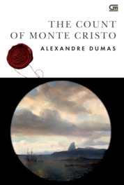 Cover Classics: The Count of Monte Cristo oleh Alexandre Dumas