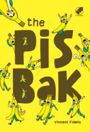 THE PISBAK by VINCENT Cover