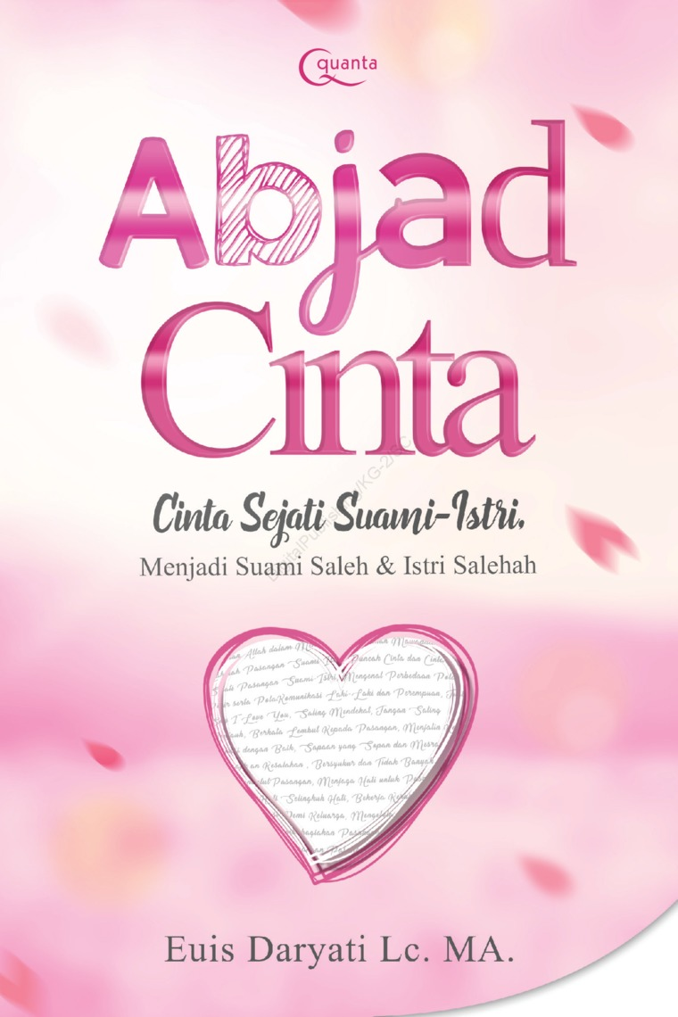 Buku Digital Abjad Cinta oleh Euis Daryanti, Lc. MA.