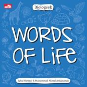 Words of Life by Iqbal Hariadi,Muhammad Akmal Ariyananda Cover