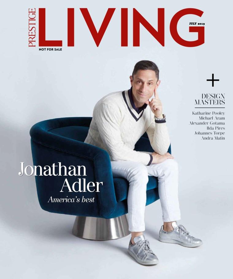 Majalah Digital Prestige Indonesia Living Juli 2019