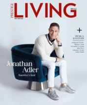 Cover Majalah Prestige Indonesia Living Juli 2019