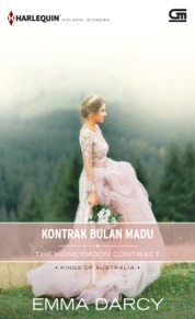 Cover Harlequin Koleksi Istimewa: Kontrak Bulan Madu (The Honeymoon Contract) oleh Emma Darcy