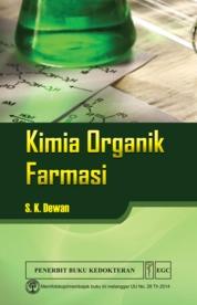 Cover Kimia Organik Farmasi oleh S.K. Dewan