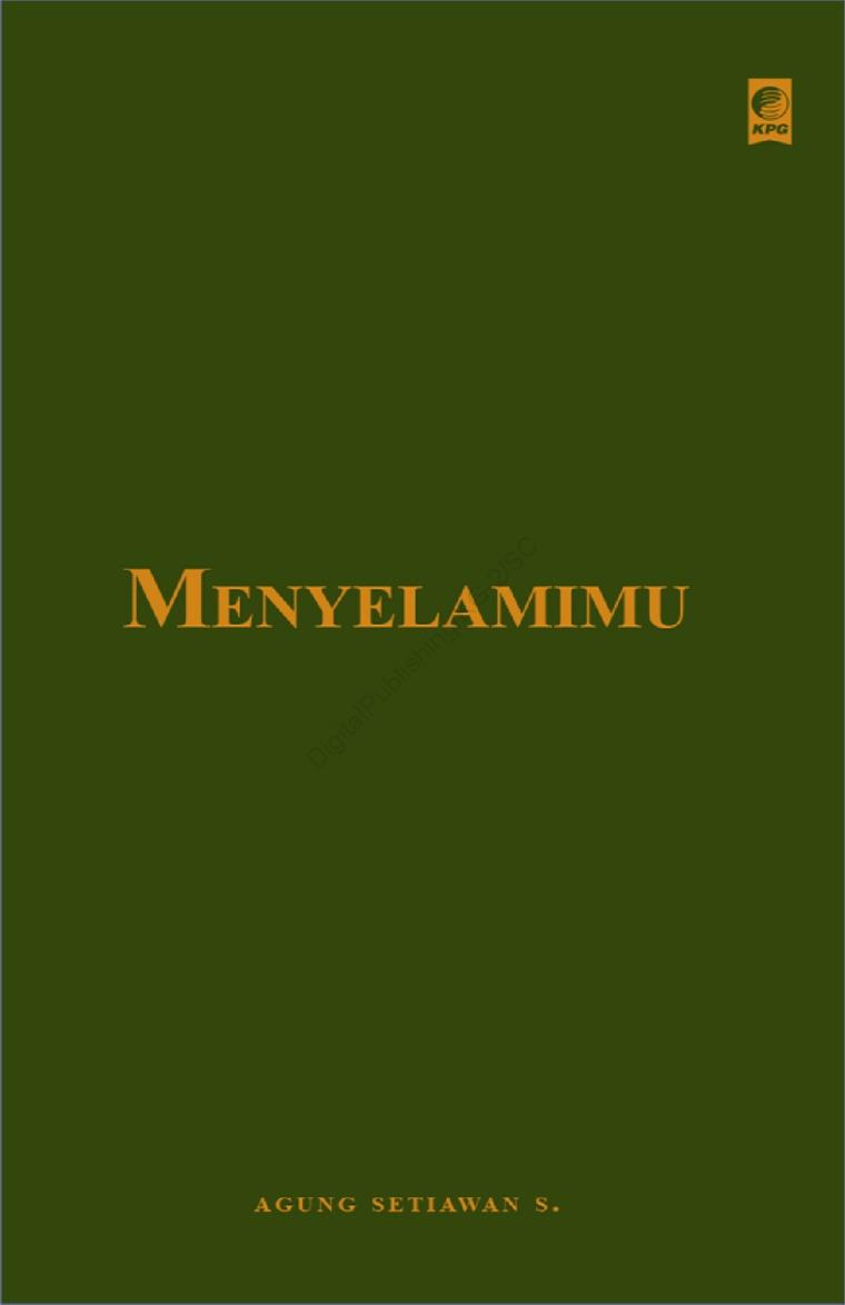 Menyelamimu by Agung Setiawan S. Digital Book