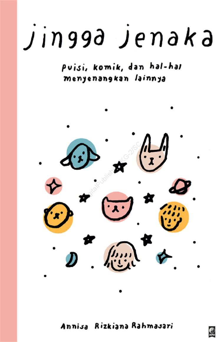 Buku Digital Jingga Jenaka oleh Annisa Rizkiana Rahmasari