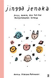 Jingga Jenaka by Annisa Rizkiana Rahmasari Cover