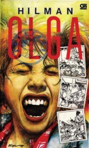 OLGA: Backstreet by Hilman Cover