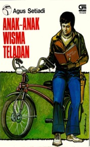 ELANG: Anak-Anak Wisma Teladan by Agus Setiadi Cover