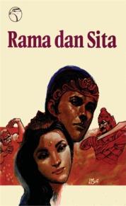 ELANG Rama dan Sita by Antonius Adiwiyoto Cover