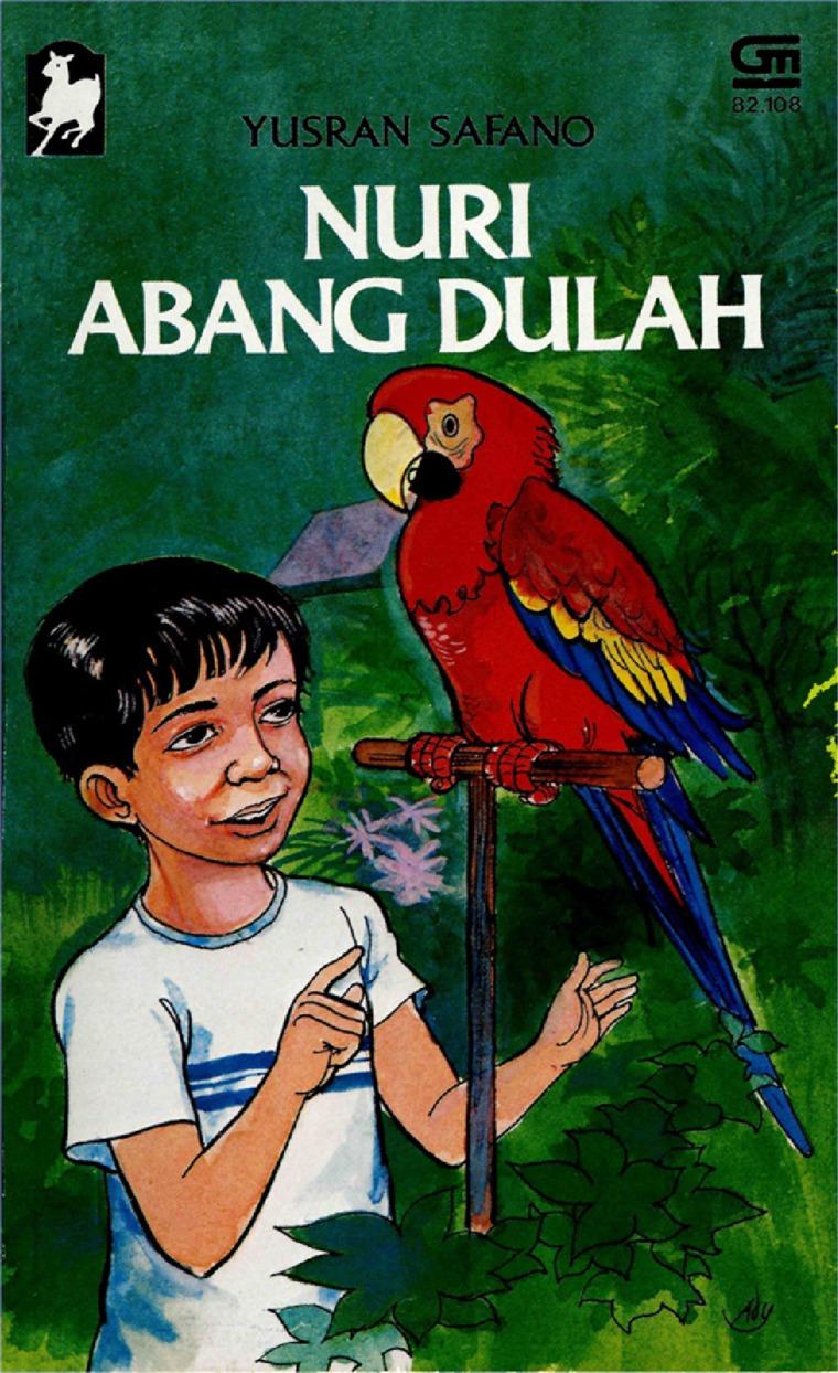 KANCIL Nuri Abang Dulah by Yusran Safano Digital Book