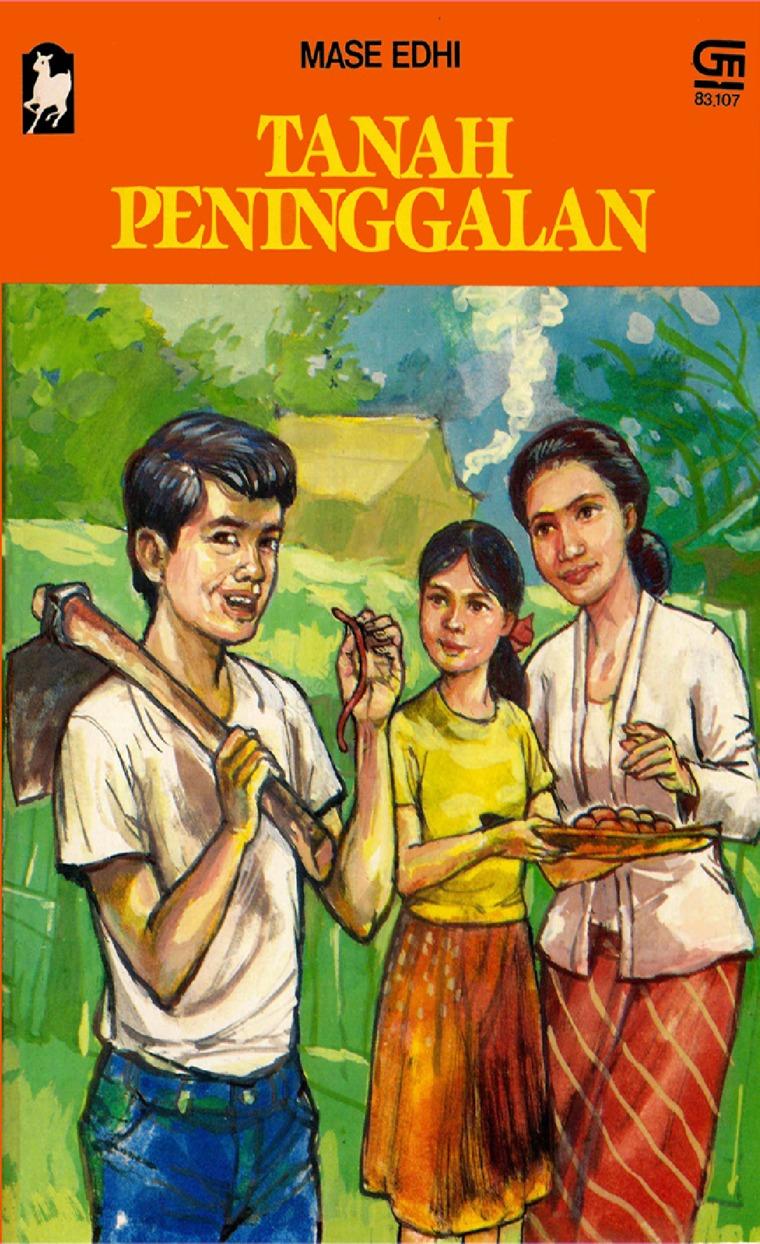 KANCIL Tanah Peninggalan by Mase Edhi Digital Book