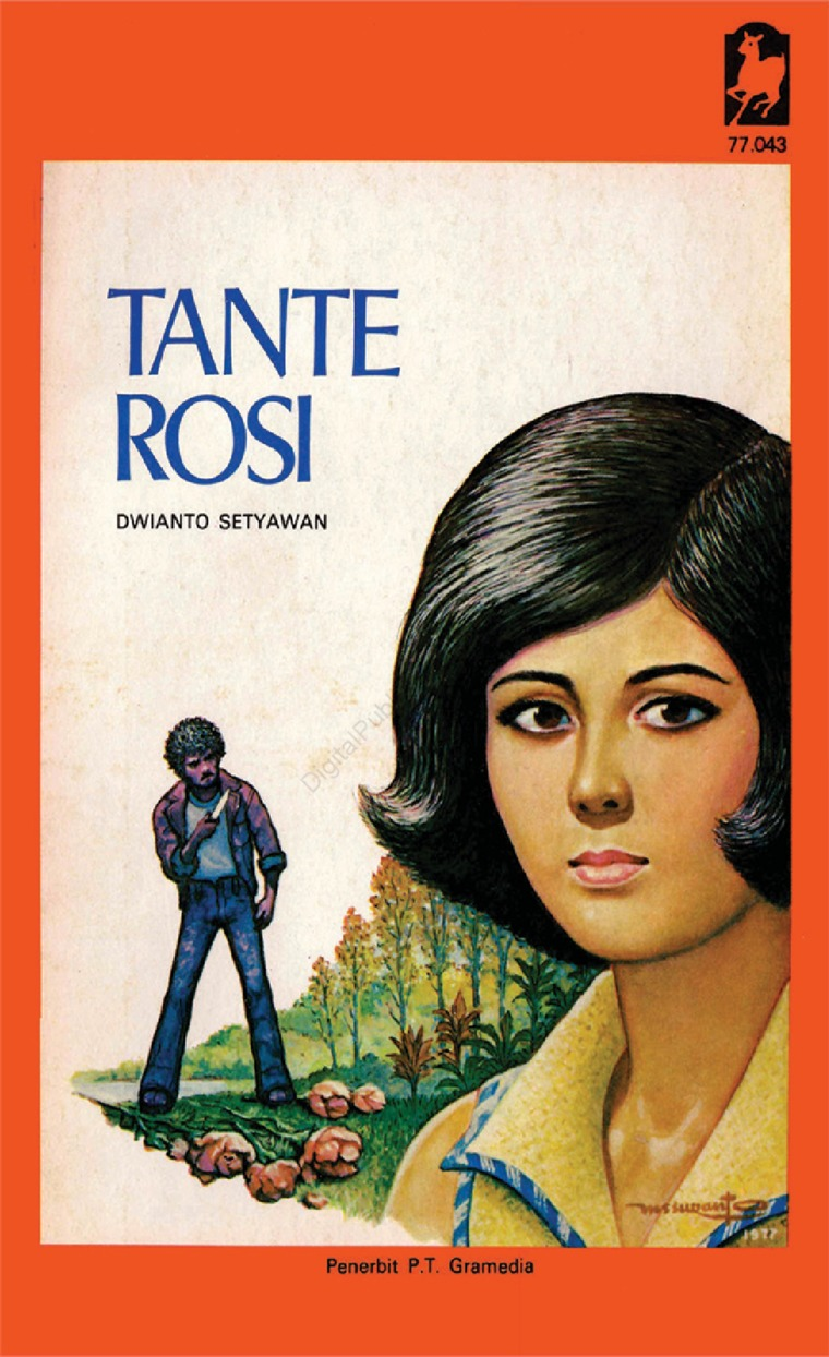 KANCIL Tante Rosi by Dwianto Setyawan Digital Book