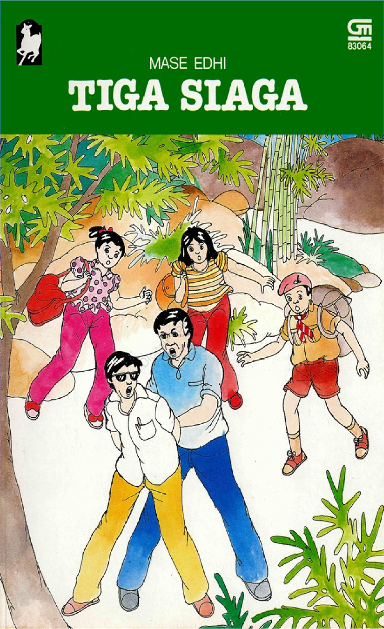 KANCIL Tiga Siaga by Mase Edhi Digital Book