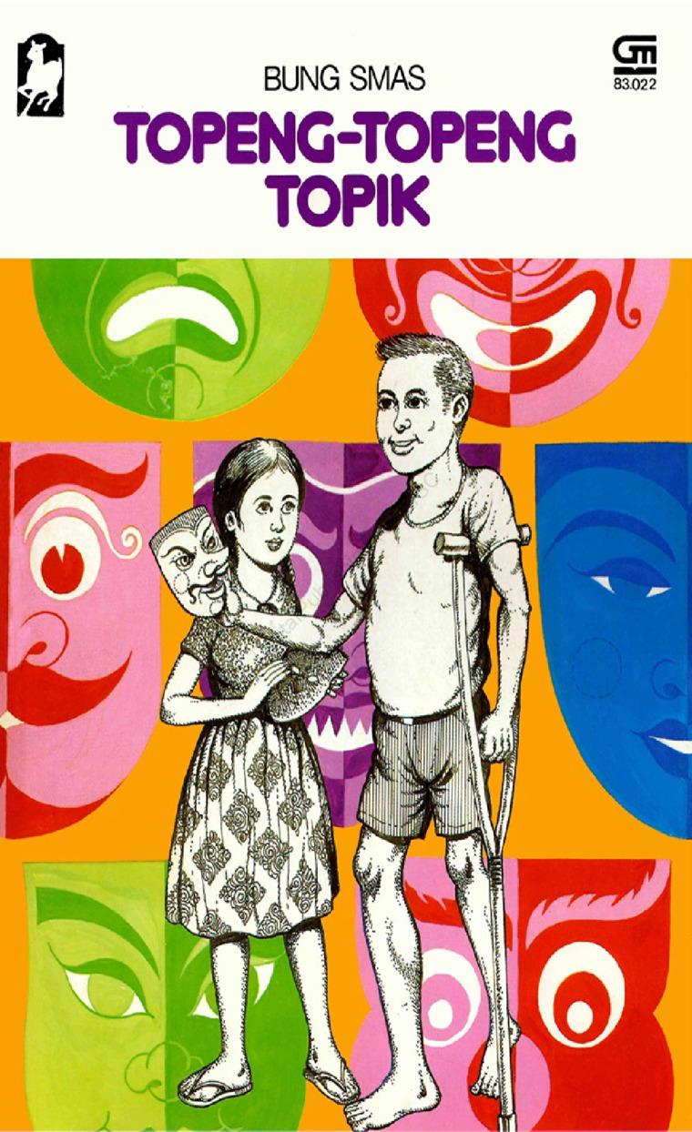 KANCIL Topeng-Topeng Topik by Bung Smas Digital Book
