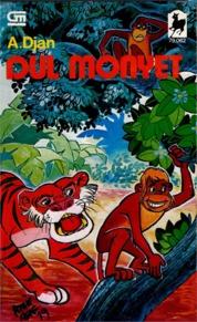 KANCIL: Dul Monyet by A. Djan Cover