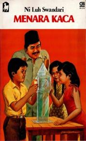 Cover KANCIL Menara Kaca oleh Ni Luh Swandari