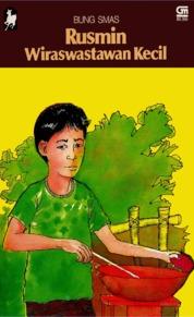 Cover KANCIL Rusmin Wiraswastawan Kecil oleh Bung Smas