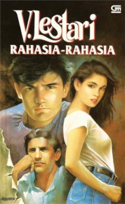 Rahasia Rahasia by V Lestari Cover
