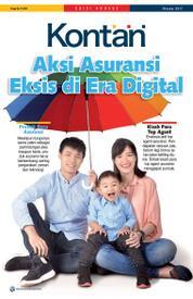 Cover Majalah KONTAN Edisi Khusus Oktober 2017