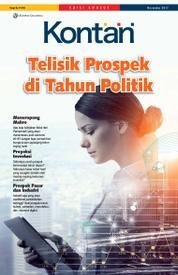 Cover Majalah KONTAN Edisi Khusus November 2017