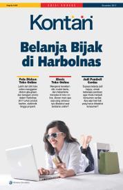 Cover Majalah KONTAN Edisi Khusus Desember 2017